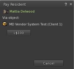default SL payment window