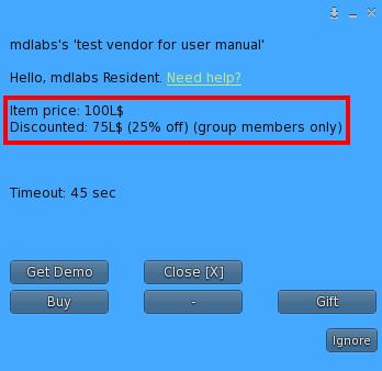 MD Vendor System User Manual | MD Labs